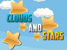 Nubes y estrellas
