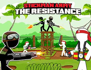 لعبة جيش المقاومة