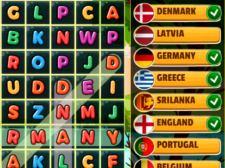 单词搜索国家