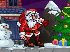 산타 런 챌린지