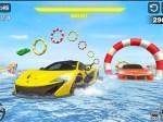 Wasserauto Stunt Racing