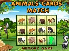 Thẻ động vật phù hợp