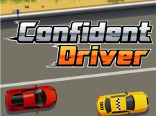 自信のあるドライバー