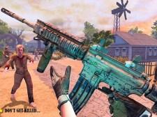 Ölü savaş zombi çekim silah oyunları