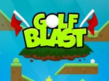 Explosión de golf