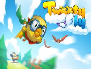لعبة الطائر تويتي