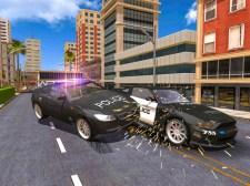 경찰차 스턴트 시뮬레이션 3D