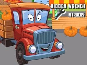 Hidden Wrench In Trucks
