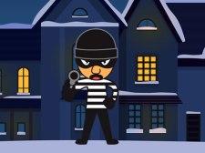 房子里的强盗