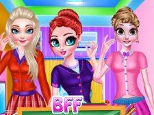 BFF高中风格
