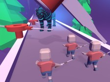 加入和冲突3D