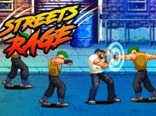Streets Rage Fight
