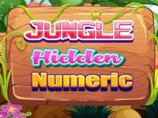 Numerico nascosto nella giungla