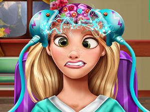 لعبة علاج بالجراحة في الرأس