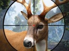 狙击手雄鹿猎人