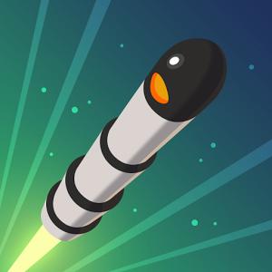 لعبة اطلاق الصاروخ