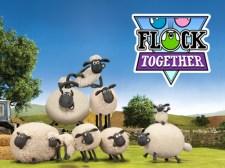 Shaun The Sheep Flock Together