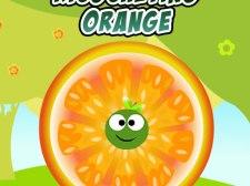 Ricocheting橙色