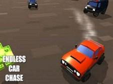 无尽的汽车追逐