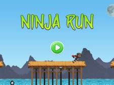 Ninja corre