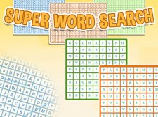 超级单词搜索