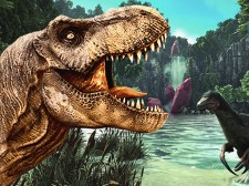 Dinosaur Hunt.