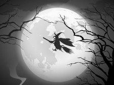 巫婆拼图的夜晚