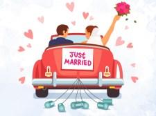 私の夢の結婚式