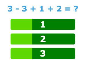 لعبة الرياضيات السريعة