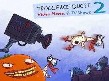 Troll Face Quest:视频模因和电视节目:第2部分