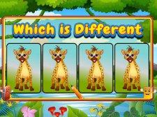 这是不同的动物