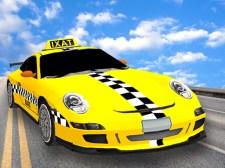 도시 택시 시뮬레이터 3D.