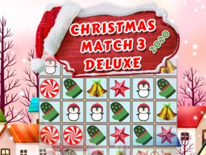 Christmas 2020 Match 3 Deluxe
