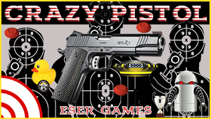 لعبة المسدس المجنون