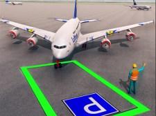 飞机停车场3d