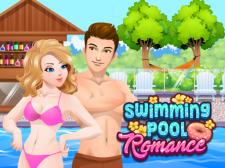 游泳池浪漫