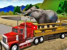 动物模拟器卡车运输2020