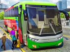 코치 버스 시뮬레이터