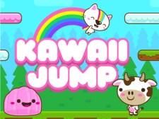 kawaii跳跃