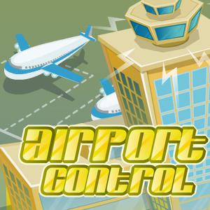 لعبة مراقبة المطار