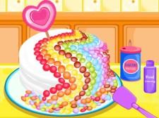 糖果蛋糕机