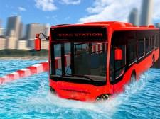 极端水浮动巴士