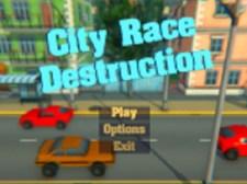 城市种族破坏