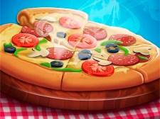 Pizza Maker Meine Pizzeria
