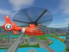 911救援直升机仿真2020