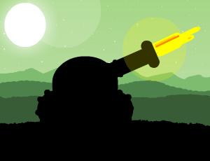 لعبة الدبابة القتالية