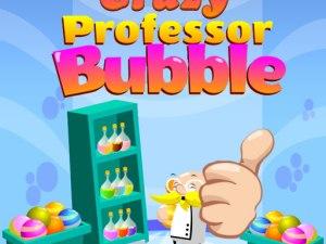 疯狂教授泡泡