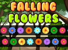 Dalende bloemen