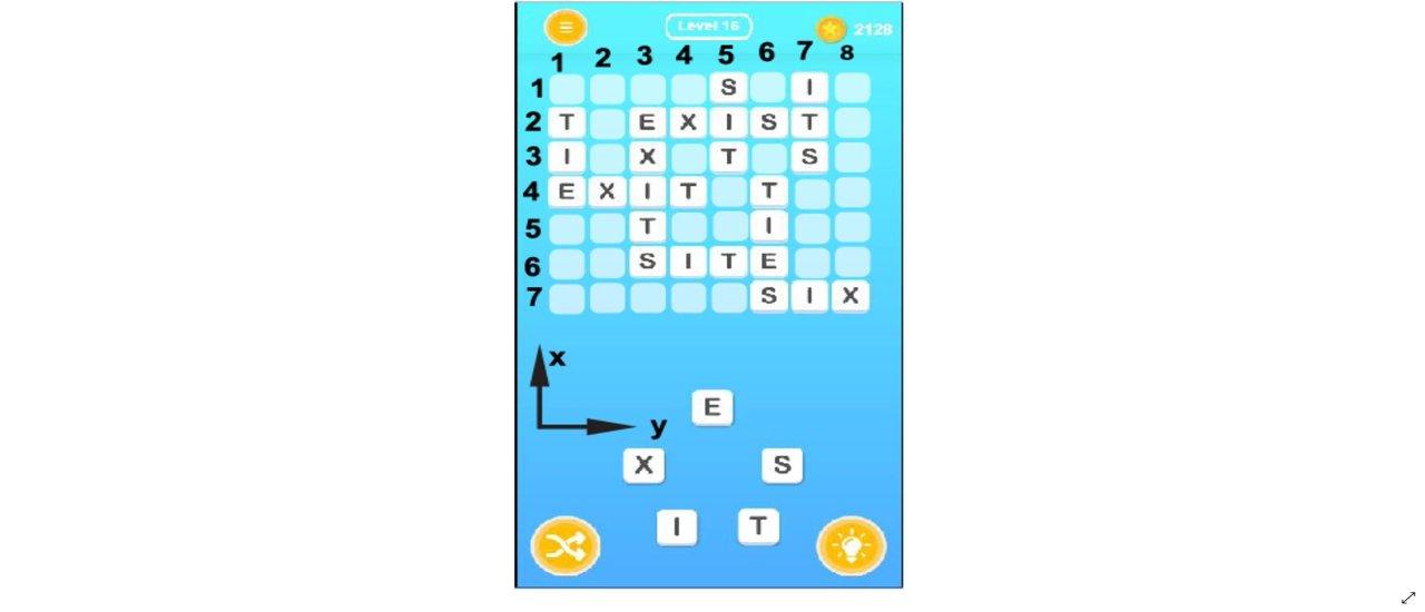 crosswordscapes