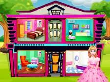 我的娃娃房:设计和装饰
